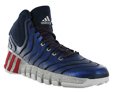 100% authentic 039b3 85c9b Adidas Adipure Crazyquick 2 Hi-Top Basketball Mens Trainers Boots UK 12 - 15