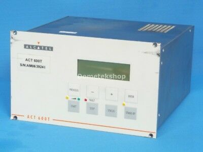 Alcatel ACT 600T Turbo Pump Controller
