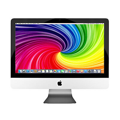 "FAST Apple iMac 21.5"" - Intel Core i5 2.7GHz - 8GB - 1TB MC812LL/A Desktop A1311"