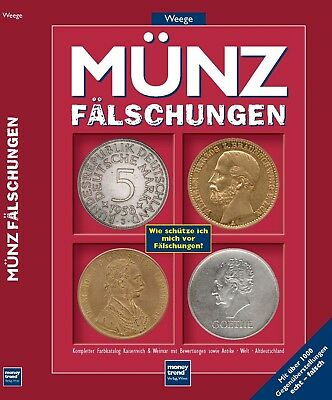 Münz Fälschungen Comparing counterfeit coins with real ones in PDF fofmat