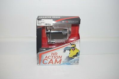 Sharper Image Full Hd Action Cam Svc855 Wlarge Accessory Kit Ships