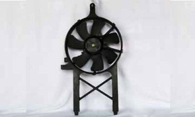 A/C Condenser Fan Assembly TYC 611260 fits 07-16 Nissan Frontier 4.0L-V6