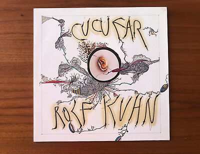 Rolf Kühn Cucu Ear Vinyl LP Album 1980 MPS Records 0068.259  Free Jazz Funk VG+