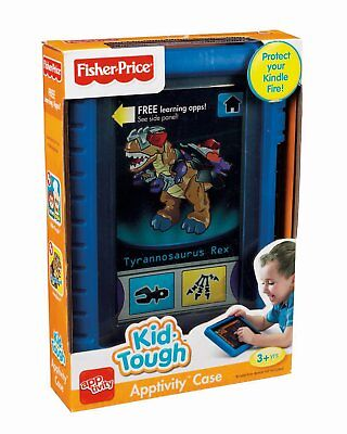 Fisher Price Kid-Tough Apptivity Case for Kindle Fire (will not fit HD's)