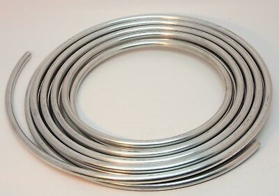 "3003-0 Aluminum Round Tubing, 3/8"" with 0.035"" Wall"