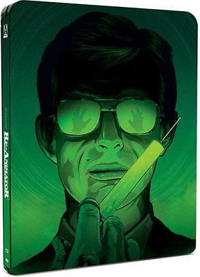 Re-Animator Limited Edition STEELBOOK Sealed Blu-ray, U.S release MINT condition