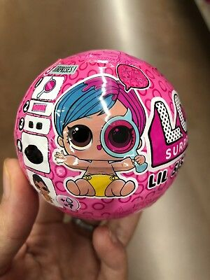 LOL SURPRISE DOLLS - SERIES 4 Wave 2 LIL SISTERS EYE SPY 100% Authentic  SEALED
