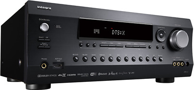 Integra DRX-3.1 Black 7.2Ch Network A/V Receiver with DTS:X/ Dolby Atmos