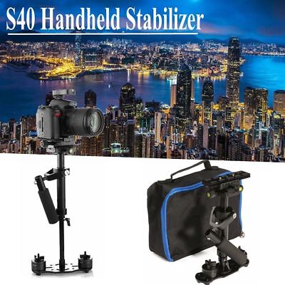 S40 Handheld Video Stabilizer Steadycam Steadicam Camcorder DSLR Camera DV Gift