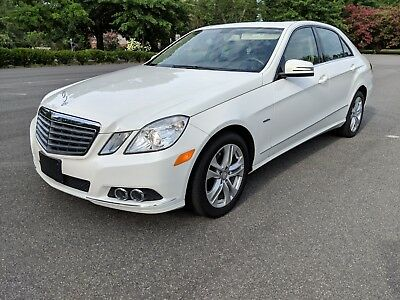 2011 Mercedes-Benz E-Class Luxury 2011 Mercedes Benz E350 Bluetec Luxury Turbodiesel
