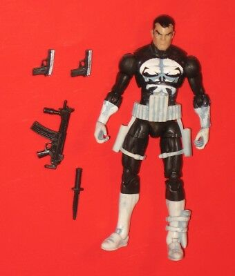 "Marvel Punisher 4"" Action Figure Loose 2011 Hasbro Universe Netflix Defenders"