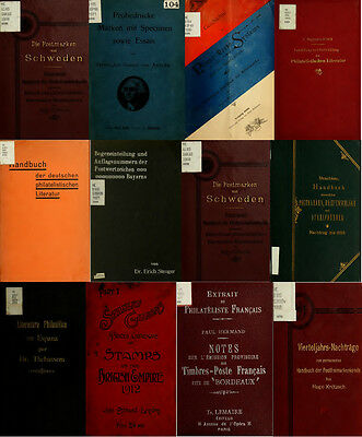 253 Rare Old Books & Publications On Stamps, Postage, Forged & Collecting On Dvd