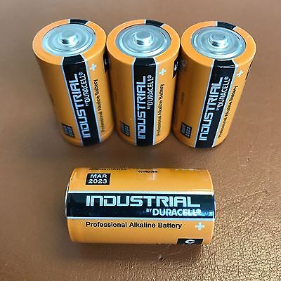 4 X Duracell Taille C Industriel Procell Piles Alcalines LR14 MN1400 B_b_ 2023