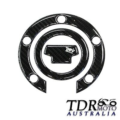 3d Printed Carbon Tank Pad Fuel Gas Cap Sticker For Yamaha Yzf R1