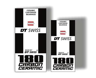 DT Swiss 350 Bicycle Hub Decal Road MTB Sticker Adhesive Set Pink 2 Pcs
