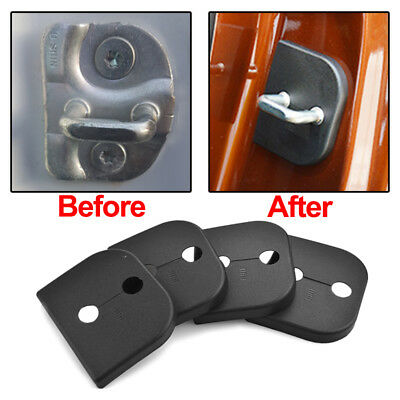 Door Lock Catch Cover Antirust Cap For Suzuki Swift SX4 Alto Jimny Sierra Splash