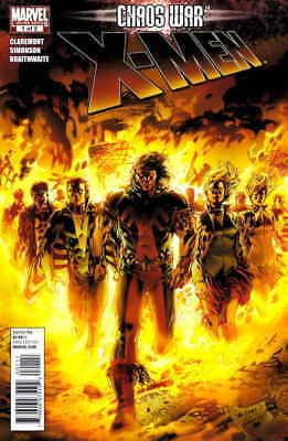Chaos War: X-Men #1 Marvel Comics