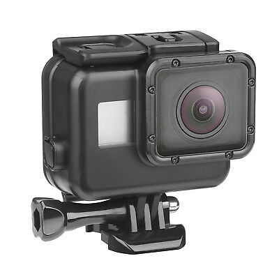 45M Underwater Housing Waterproof Case+Touchable Back Door for GoPro Hero 7 6 5