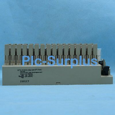 Omron Used G7TC-OC16 for Relay type 24VDC Tested OK G7TCOC16