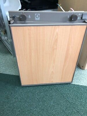 Caravan Camper Self Build Electrolux Rm212   3 Way Fridge