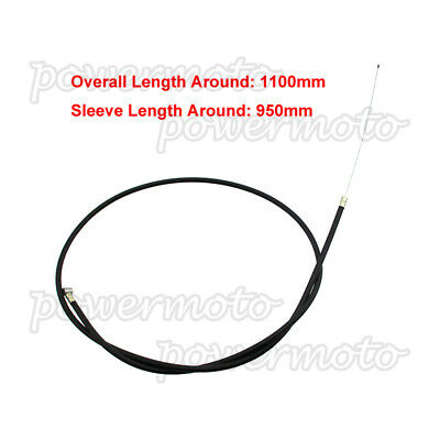 "43"" Brake Cable For Chinese 2-stroke 47cc 49cc Mini ATV Quads Dirt Pocket Bike"