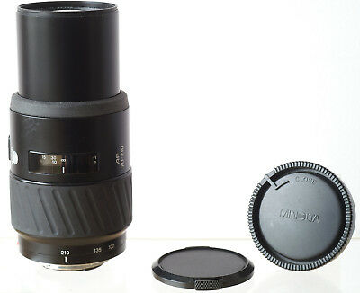 Minolta AF 70-210 mm f 3,5-4,5 with Minolta A (Sony A) mount *TESTED & WORKING*