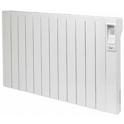 Creda Aluminium Electric Radiator 2KW CAR200 Ecodesign Compliant