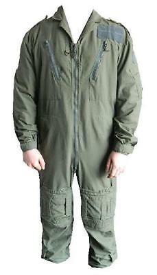 Sage / Aircrew Flying Suit MK16A British RAF Issue Sage Green with knee pockets