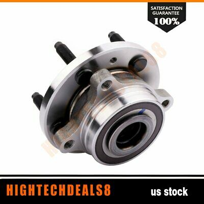 Rear New Complete Wheel Hub And Bearing Assembly Fits Lincoln  MKX Ford  Taurus