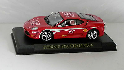 Ferrari F430 Challenge. 1/43. Ixo Fabri. GT collection