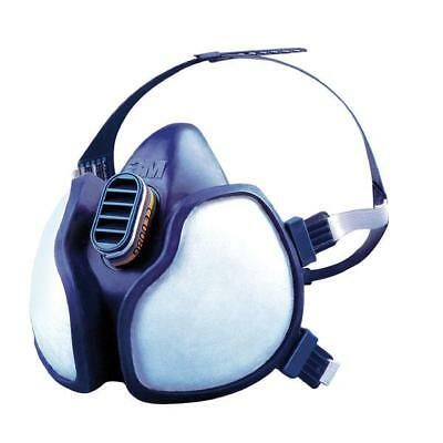 3M Gas/Vapour and Particulate Respirator Maintenance Free Blue Ref 4279