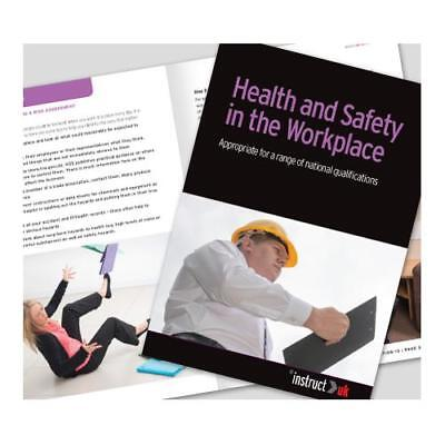 Click Medical Health And Safety Book Fully Illustrated Ref CM1318