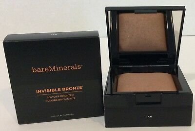 BareMinerals Invisible Bronze TAN NEW