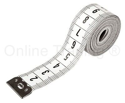 High Quality Tape Measure (Extra-Long) 3 meter 120 inch Long sewing tailor tape