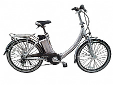 Electro Electric Folding Bike