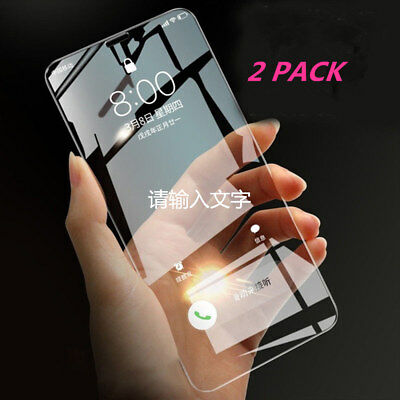 Curve Edge Soft Curved Film, plastic Screen Protector For Samsung S9 S8 S7 Edge