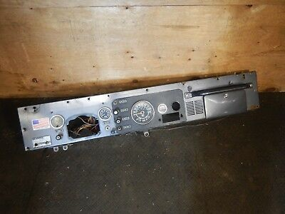 1976-86 JEEP CJ Laredo Golden Eagle Factory 8 Cly Tachometer ... on