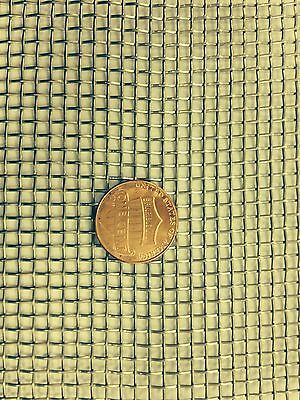 "Stainless Steel Mesh #8 .028 Wire Cloth Screen16""x26"""