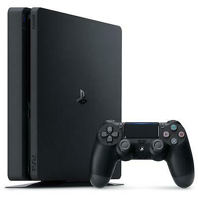 PlayStation Sony 4, 500GB Slim System [CUH-2215AB01], Black, 3003347