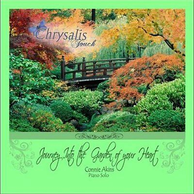 Connie Akins-Journey Into the Garden of Your Heart CD NEUF