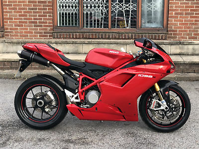 Ducati 1098 S 2008, 1098S STUNNING BIKE WITH IMPECCABLE HISTORY