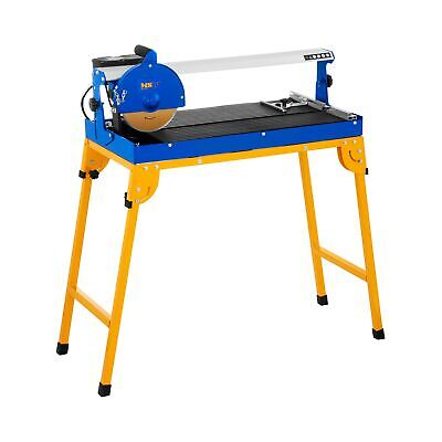 Wet Tile Saw Tile Cutter Water-Cooled Tile Cutting Machine Folding Stand 800W
