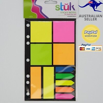 Sticky Notes 25 sheets per pad