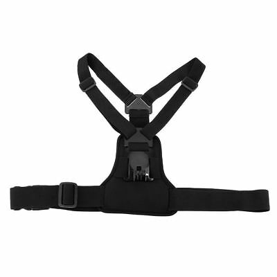 Chest Strap Belt Tripod Harness Mount For Gopro Hero 5 4 3for Xiaomi Sony Camera