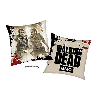 The Walking Dead Kissen Rick 40x40cm (NEU)