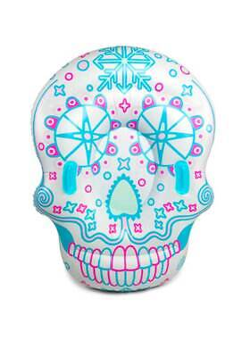 Schlitten-Big Snow Tube Sugar Skull