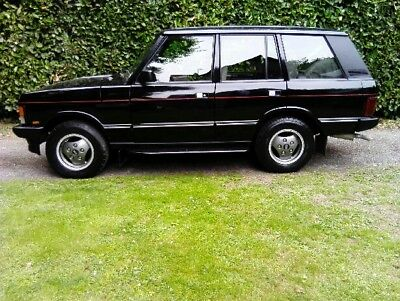 Classic Land Rover Range - Rover Vogue 2.5 TDi - Retro Fitted 300 Model Engine