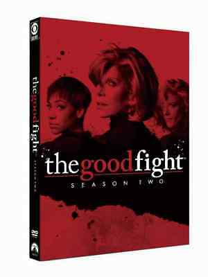 The Good Fight: The Complete Second Season 2 (Brand New, DVD, 3-Disc Set) New