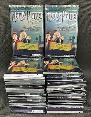 Artbox Harry Potter and The Half-Blood Prince Update Hobby Pack - Lot of 20