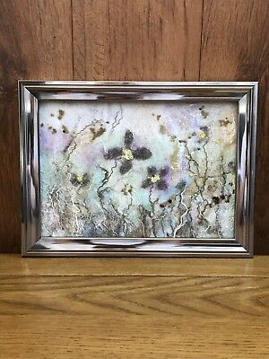 Felted Picture. Handmade felted picture. Wool Art Picture. Needle Felted Picture